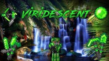 Viridescent 16x (collab with RetroZynth) Minecraft Texture Pack