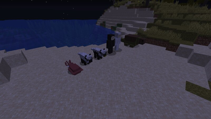 monsters to mobs!