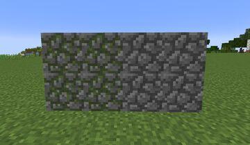 Modernized Beta Cobblestone Minecraft Texture Pack