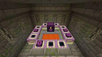 Consistent End Theme (Purple) Minecraft Texture Pack