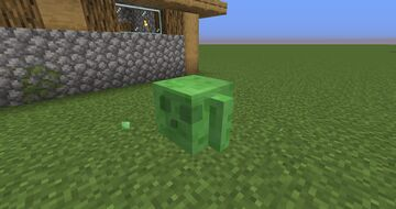Slime Arms (Optifine) Minecraft Texture Pack