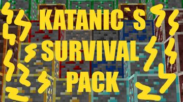 Katanic`s Perfect Survival Pack Minecraft Texture Pack