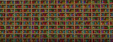 Variated Bookshelves Minecraft Texture Pack