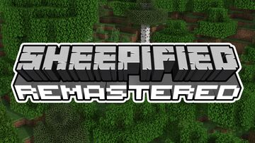 Sheepified Remastered Minecraft Texture Pack
