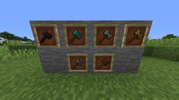 Battleaxes ! Minecraft Texture Pack