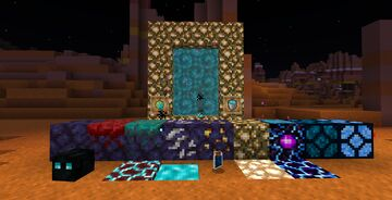 SoulNether 1.17 Minecraft Texture Pack