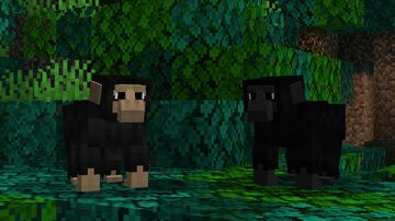 Real animals Minecraft Texture Pack