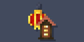Chinese and Japanese Lanterns Minecraft Texture Pack