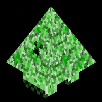 Pyramid Creepers Minecraft Texture Pack