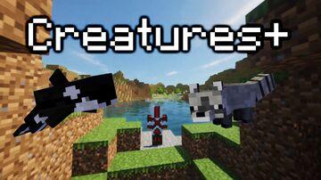Creatures+ Minecraft Texture Pack