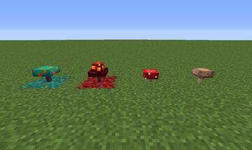3D Shrooms v1.1 Minecraft Texture Pack