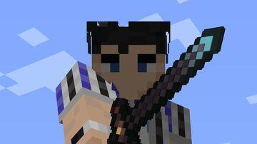 4д Реалестичные мечи/Realistic swords 4D Minecraft Texture Pack
