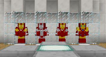 IronCraft (Minecraft Iron Man Resource Pack) Minecraft Texture Pack