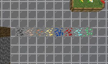 Old Ores Minecraft Texture Pack