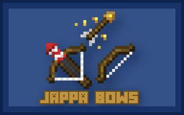 Jappa Bows (Consistency) - Bedrock Minecraft Texture Pack