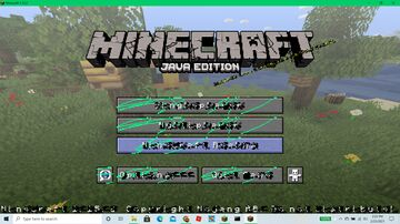 The messed up save Minecraft Texture Pack