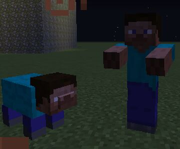 ZombieSteve Minecraft Texture Pack
