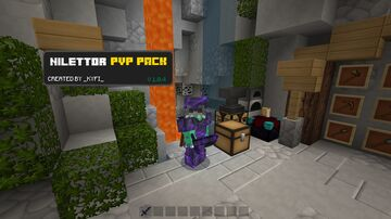 Nilettor PvP Pack Minecraft Texture Pack