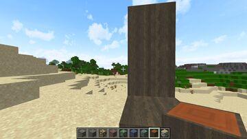 Acacia Log Minecraft Texture Pack