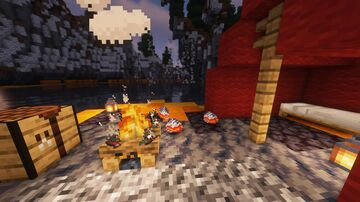 Finer Fascinations: Bread & Butter Minecraft Texture Pack
