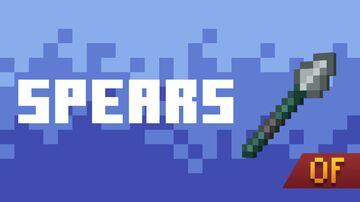 Spears | OptiFIne Required Minecraft Texture Pack