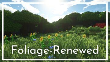 Foliage-Renewed V1.8 Minecraft Texture Pack