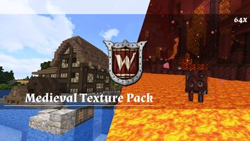Winthor Medieval MC 1.16 - 1.16.5 v6.6 Minecraft Texture Pack