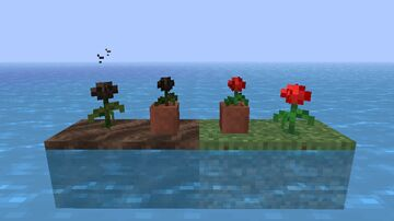 Roses are red [1.16 - 1.17] Minecraft Texture Pack