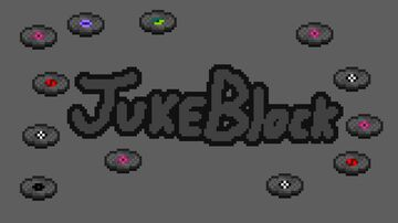 Jukeblock - My C418-styled fan-made discs (+Better disc textures) Minecraft Texture Pack