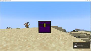 halloween chest Minecraft Texture Pack