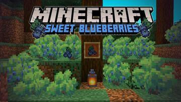Fudgie's Sweet Blueberries! Minecraft Texture Pack