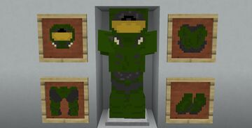 Halo 1.12.2 pack Minecraft Texture Pack