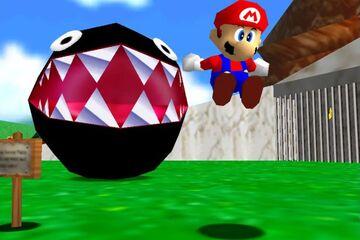 (READ DESC.) Super Mario 64 Music & SFX Minecraft Texture Pack