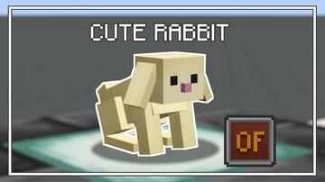 CuteRabbits   Optifine Minecraft Texture Pack