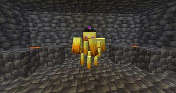 king blaze Minecraft Texture Pack
