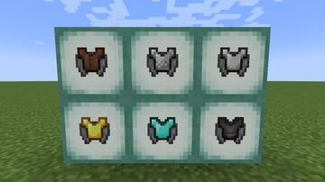 Armoured Elytra Resource Pack (for VanillaTweaks datapack) Minecraft Texture Pack