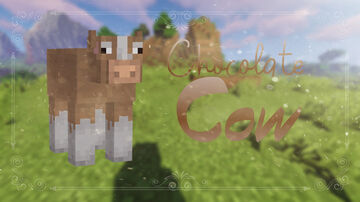 Chocolate Cows Minecraft Texture Pack