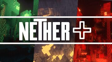 Nether Plus Minecraft Texture Pack
