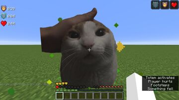 Cat of Undying Minecraft Texture Pack