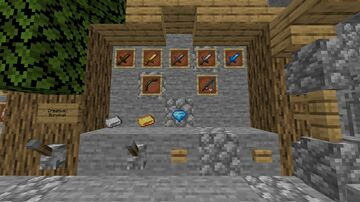 ProtexTyPe's Pack (Blue) Minecraft Texture Pack