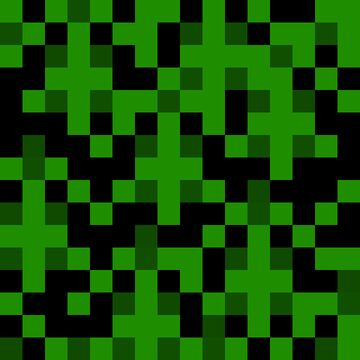 Colored Spruce Leaves Minecraft Texture Pack