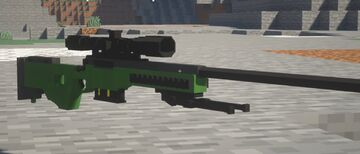 Quality Armory - AWP Minecraft Texture Pack