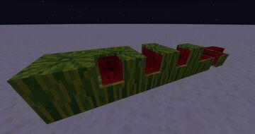 Melon Cakes Minecraft Texture Pack