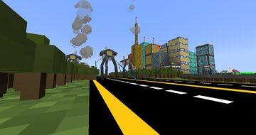 Mini-Citi Version 0.2 Minecraft Texture Pack