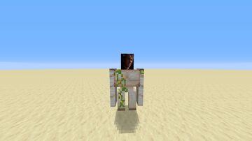 Eniken Skinwalker Minecraft Texture Pack