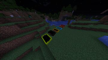 Boat Car Minecraft Texture Pack