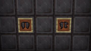 Netherite elytra Minecraft Texture Pack