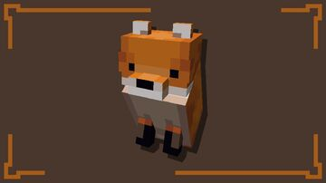 Fat Foxes [Java Port] Minecraft Texture Pack