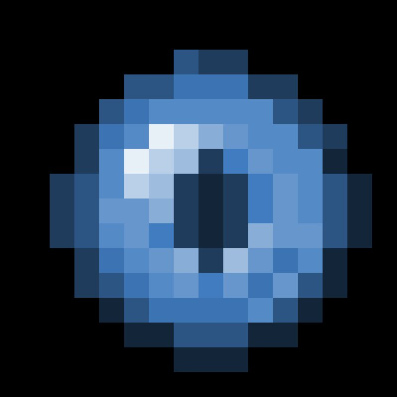 Ender Eye and Pack Icon