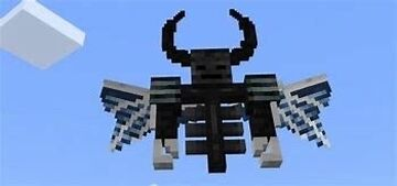 me wither Minecraft Texture Pack